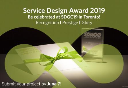 Service Design Award 2019 - Meet the Jury