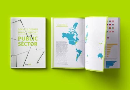Service Design Impact Report: Public Sector