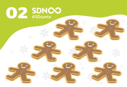 Door 2 - #SDsanta - The SDN Advent Calendar