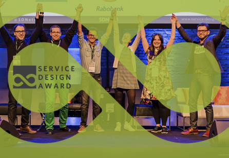 Congratulations to the Service Design Award 2019 Finalists