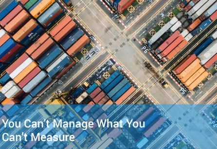 You Can't Manage What You Can't Measure