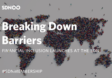 Breaking Down Barriers: Financial Inclusion Debuts Via Professional Membership