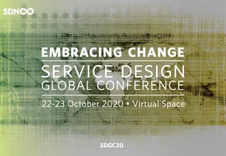 Virtual Service Design Global Conference 2020 - Embracing Change