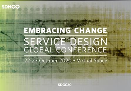 Virtual Service Design Global Conference 2020 - Embracing Change