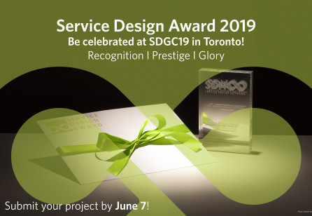 Service Design Award 2019 - Meet the Jury