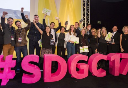 2017 Service Design Award Winners Announced at SDGC17