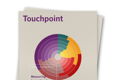 Discover Touchpoint Vol. 9 No. 2 - Measuring Impact and Value