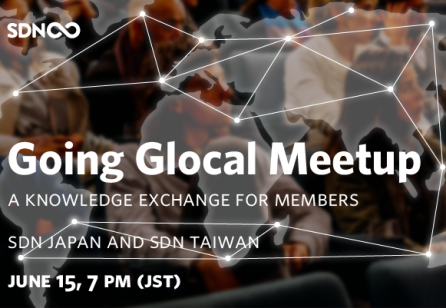 APAC Edition of the Going Glocal Meetup Series Looks to Explore the Service Design practice in Asia