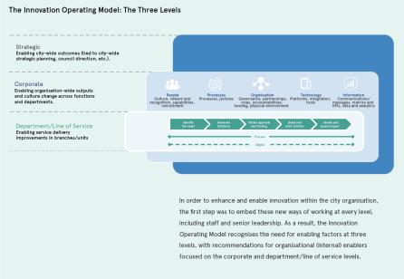 Designing an Innovative Municipal Organisation