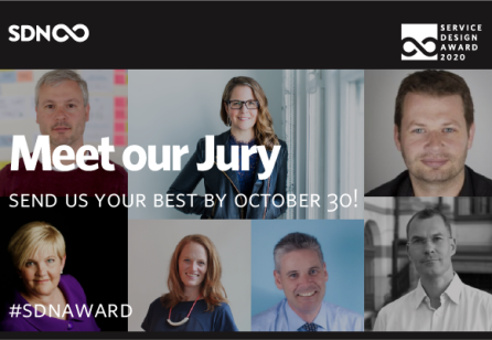 Service Design Award 2020 - Meet our Jury