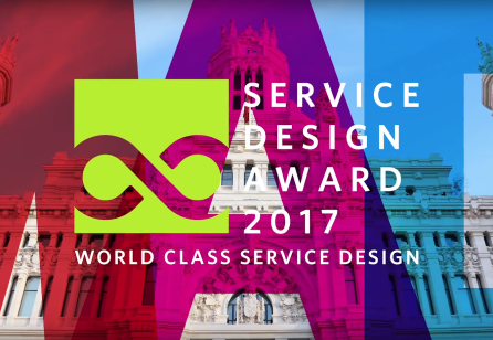 SDGC17 | Service Design Award Presentation
