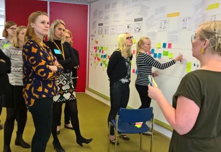 Making Service Design Work for Start-ups