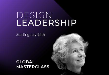 Design Leadership Masterclass by Echos