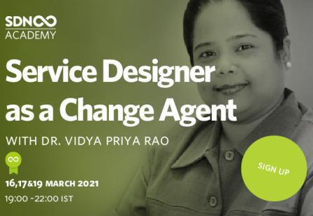 Service Designers as a Change Agent