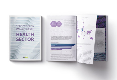 Service Design Impact Report: Health Sector