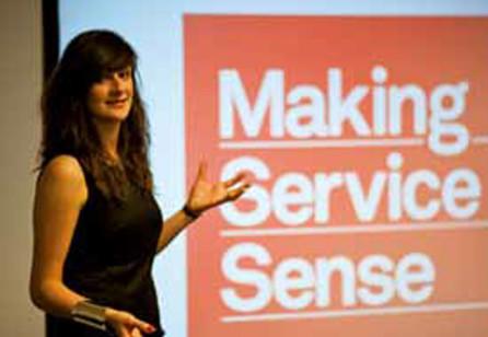 Making Service Sense