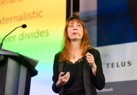 SDGC19 | Dr. Sarah Schulman: Lessons from redesigning the Canadian Welfare State