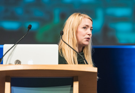 SDGC18   Lina Nilsson: Creative Leadership