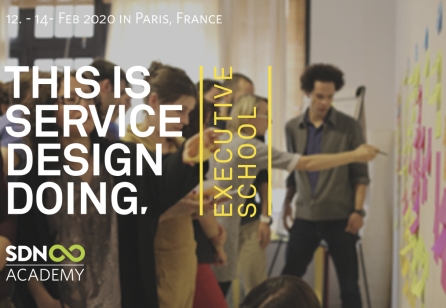 This is Service Design Doing.