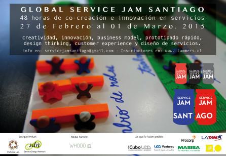 Service Jam Santiago 2015