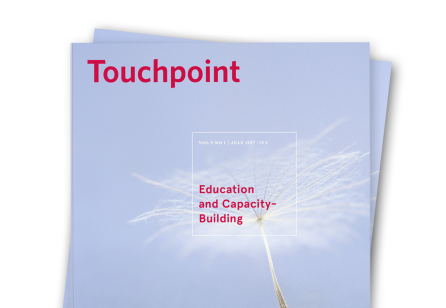 Discover Touchpoint Vol. 9 No. 1 - Education and Capacity-Building