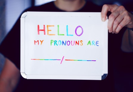 Being a Trans Ally: How To Add Your Pronouns