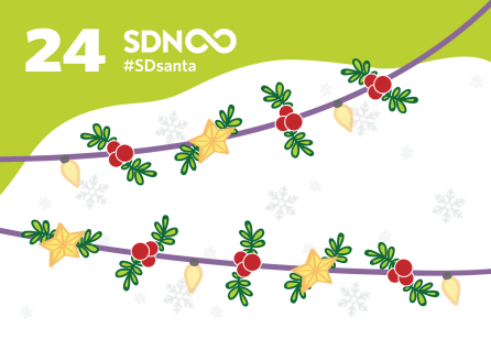 Door 24 - #SDsanta - The SDN Advent Calendar