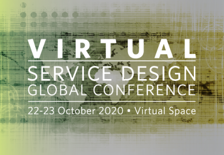 Virtual SDGC20 | Remote Service Design: Challenges and Opportunities