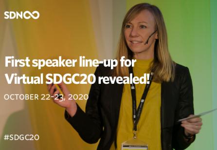 Virtual SDGC0 Speaker Line-Up Revealed