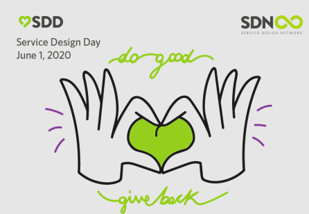 A Service Design Day Talk: Post-COVID 19 and the Future of Society
