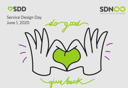 A Service Design Day Talk: Post-COVID 19 and the Future of Society