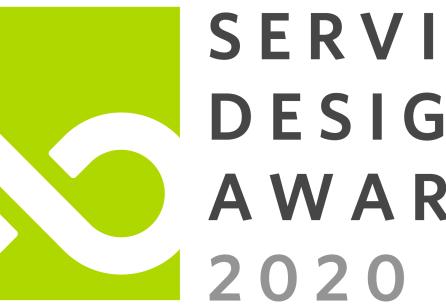 Service Design Award 2020