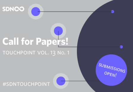 Call for Papers: Touchpoint Vol. 13 No. 1