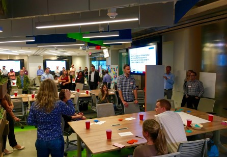 DC Chapter Launches, Reimagines Future of Service Design