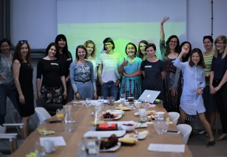 Co-creation of the SDN Poland Chapter - girl power!