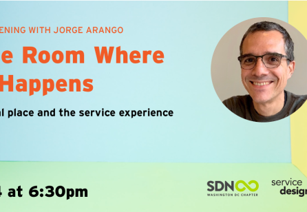 The Room Where it Happens: Digital Place and the Service Experience
