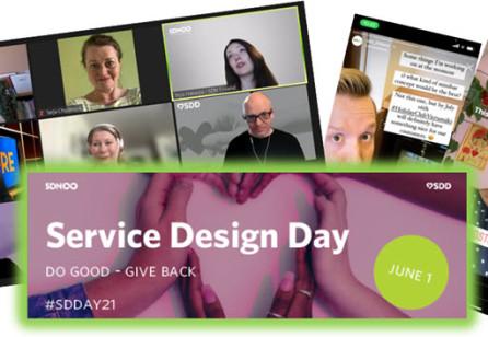 Celebrating Service Design Day 2021