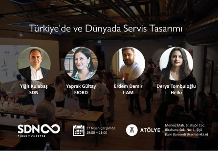 Türkiye'de ve Dünya'da Servis Tasarımı