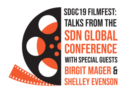 SDGC19 Filmfest - with Special Guests Birgit Mager & Shelley Evenson