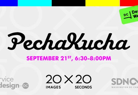 DC Design Week: Pecha Kucha 2.0