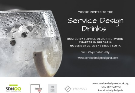 Service Design drinks #2