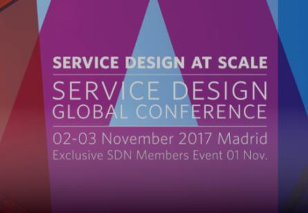 Service Design Global Conference 2017