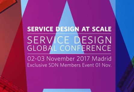 Auf zur 10. internationalen Service Design Konferenz des SDN!