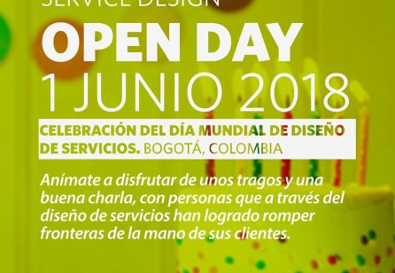 Service Design - Open Day