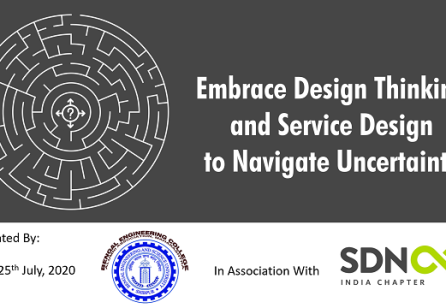 Webinar Recording: Embrace Design Thinking and Service Design To Navigate Uncertainty