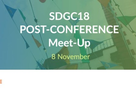 Post-SDGC18 Conference