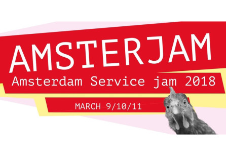 Global Service Jam: Amsterdam Edition