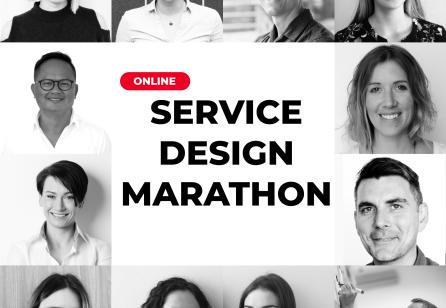 First Online Service Design Marathon had a huge success!