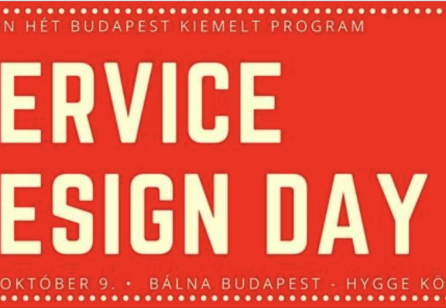 Service Design Day - Design as a Business Thinking