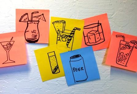 Service Design Drinks